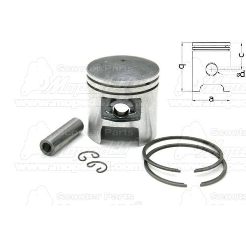 lánckerék első Z13 ETZ 125-150 széles 7,25 mm (35-46.028)