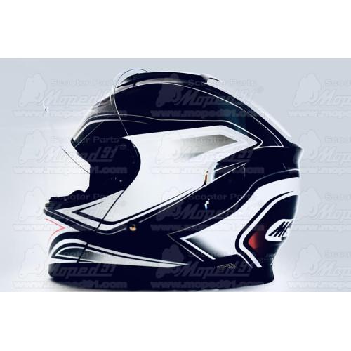kerékpár szoknyavédő 24-26 col-ig, bal és jobb oldali, lyukak a dinamónak, műanyag, barna színű, párban LYNX