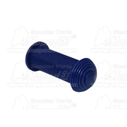 kerékpár prizma első, szögletes, méret: 55x40x20 mm fehér LYNX