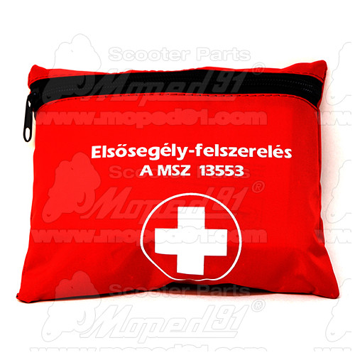 kerékpár lámpa hátsó, 5 db piros ledes, clip-on felfogatás, elemes MTB (villogó) LYNX