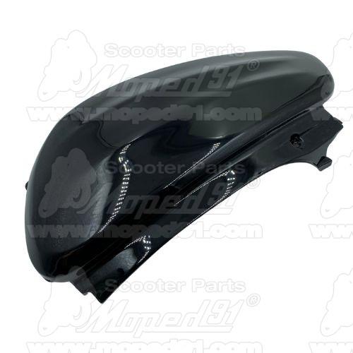 póló, fekete színű, L méret, puha 100% pamut SIMSON