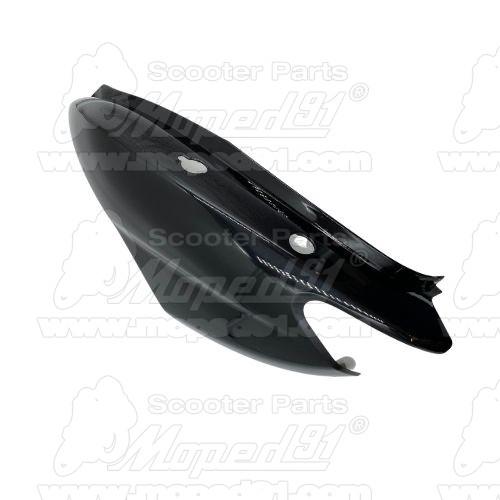 póló, fekete színű, S méret, puha 100% pamut SIMSON
