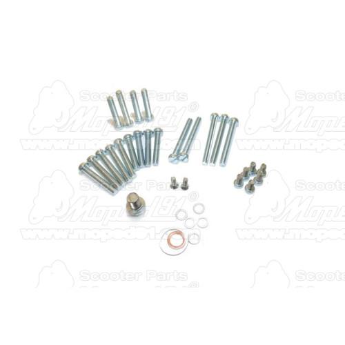 gumicsík motorburkolathoz SIMSON DUO / SCHWALBE KR 51 / SPERBER / STAR 1,1 méter, fekete (32864) Német minőség EAST ZONE