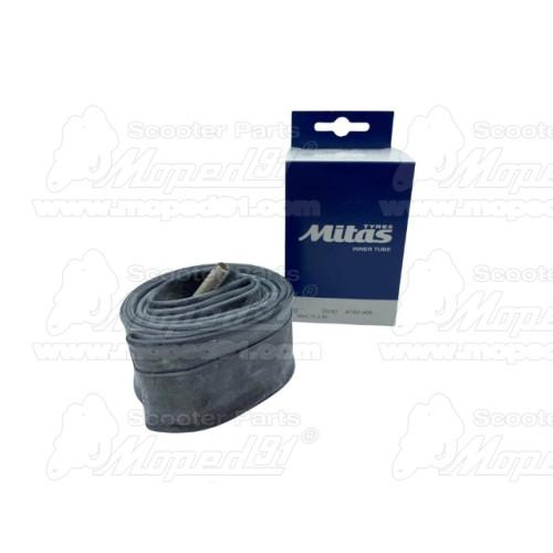 kerékpár csengő acél-műanyag rózsaszín lovas mintával, német minőség