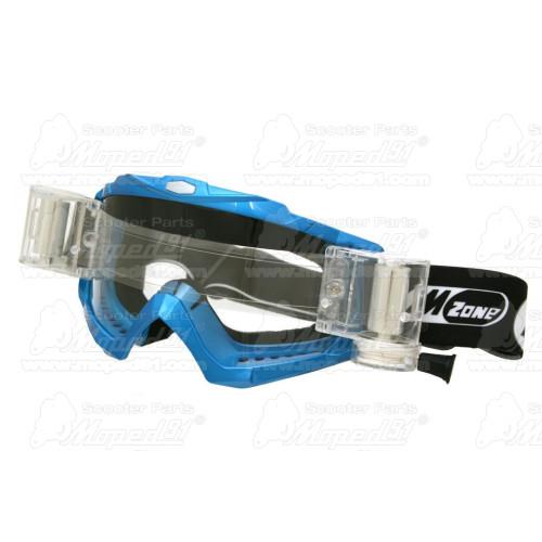 lánc vázvédő kerékpár, anyaga: tartós neoprén, tépőzáras LYNX
