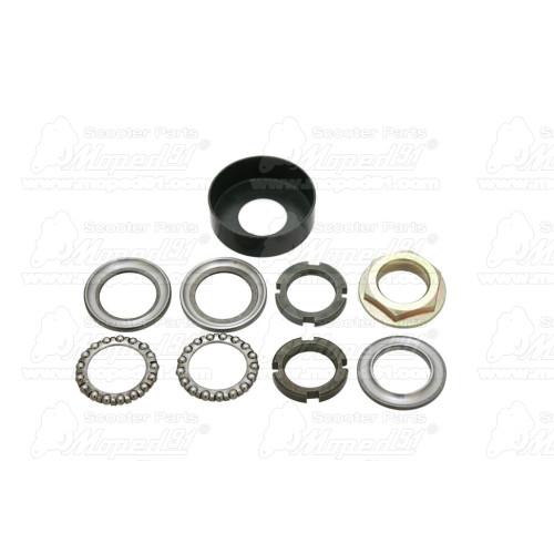 bowdenállító csavar rövid 6x20 vas SIMSON S 50 / S 51 / S 53 / S 70 / S 83 / ROLLER SR 50 / ROLLER SR 80 / SPATZ / SPERBER / STA