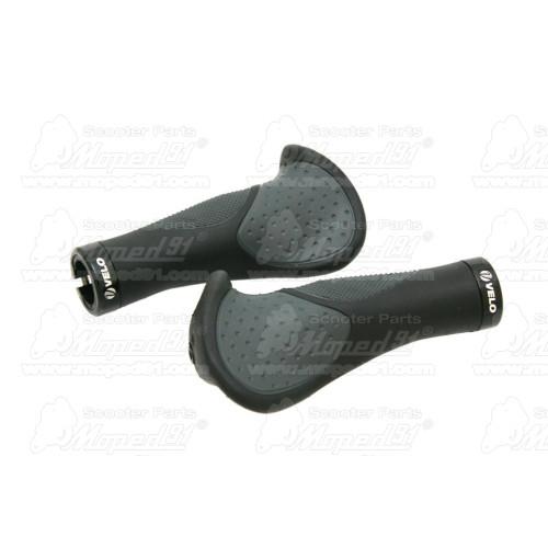 kerékpár oldaltámasz hátsó állítható, alumínium, elforgatható, gumi talppal 24-26-29 col fekete Német minőség