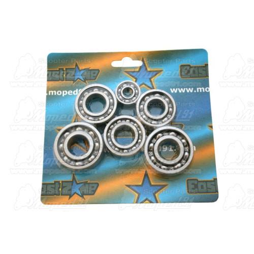 gázbowden elosztó motorkerékpár d:6,8 36 mm DOMINO