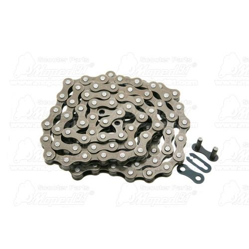 pedál BMX fekete, menetméret: 9/16, alumínium ötvözet, fényvisszaverő nélkül, CNC esztergált CR-MO tengely, párban Német minőség