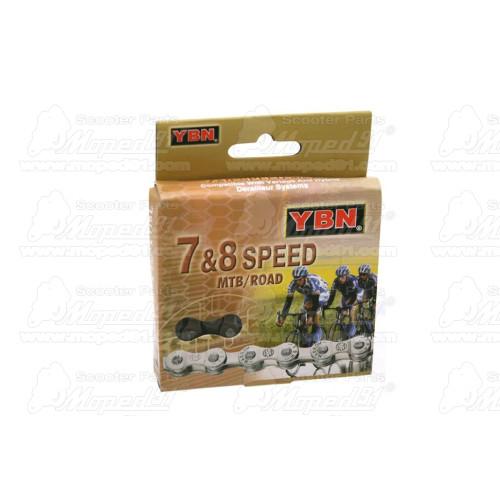 pedál BMX ezüst, menetméret: 9/16, alumínium ötvözet, fényvisszaverő nélkül, CNC esztergált CR-MO tengely, párban Német minőség