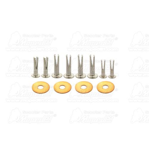 kuplung lamella szett DERBI SENDA 50 L SM SUPER MOTARD (96-99) / SENDA 50 R (96-99) / SENDA 50 R DRD (02-05) / SENDA 50 R RACER