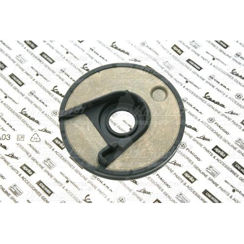 kerékpár hajtómű Z-46 szögletes, 1/2 x 1/8, hajtókar hossza: 170 mm, fekete LYNX Német minőség