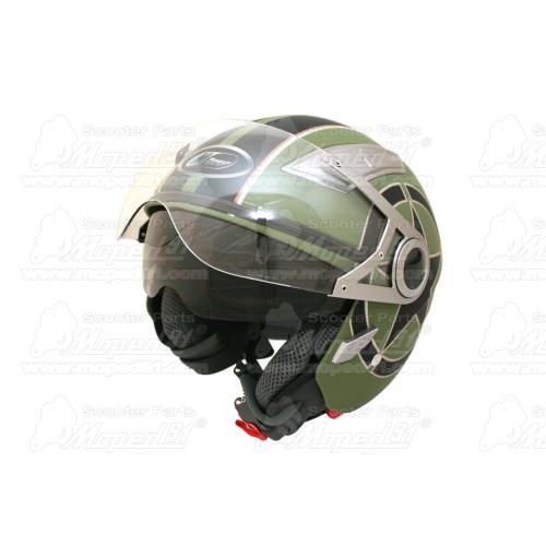 kerékpár középtengely monoblokk, ipari csapágyas 119/26,5mm műa.bal, fém jobb MTB LYNX Német Minőség