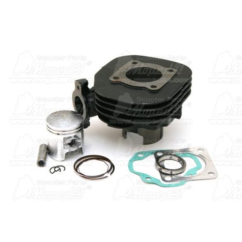 kerékpár nyeregcső bilincs 31,8 mm, alumínium, 17 g, fekete LYNX Német Minőség