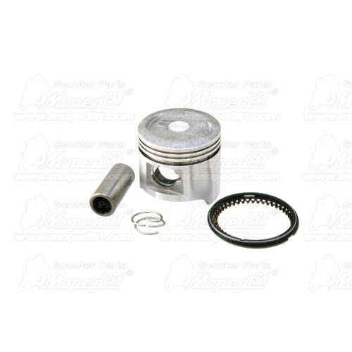 kerékpár nyereg Selle Monte Grappa ARGO fehér Súly: 500 gr. Méret: 280x175 mm.
