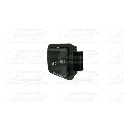 tárcsafékzár motorkerékpár UNIVERZÁLIS riasztóval 6mm