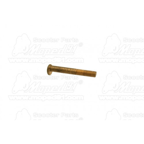 dugattyú csapszeg SIMSON 51 / S53 12x7x30 mm (090213) Német Minőség