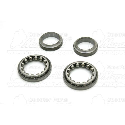 lánckerék hátsó ETZ 125-150 / MZ TS 125-150 (13-25.071)