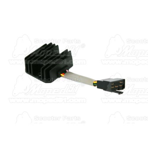 gyújtáskapcsoló SIMSON ROLLER SR50 / ROLLER SR80 8 lábas (501850) Német Minőség