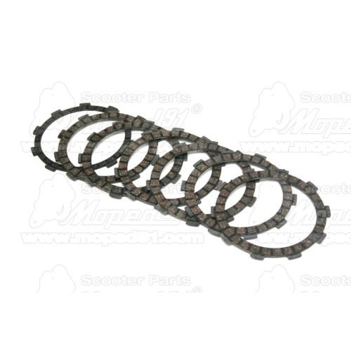 tömítés karburátor fedélhez SIMSON 53 / S 83 / ROLLER SR 50 / ROLLER SR 80 / BING (392130) Német Minőség EAST ZONE