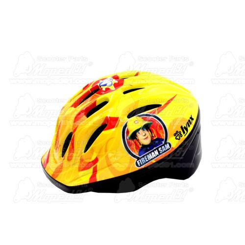 kerékpár lámpa hátsó elemes 5 ledes, 3 funkciós, nyeregcsőre felszerelhető, elemes (villogó), Német Minőség