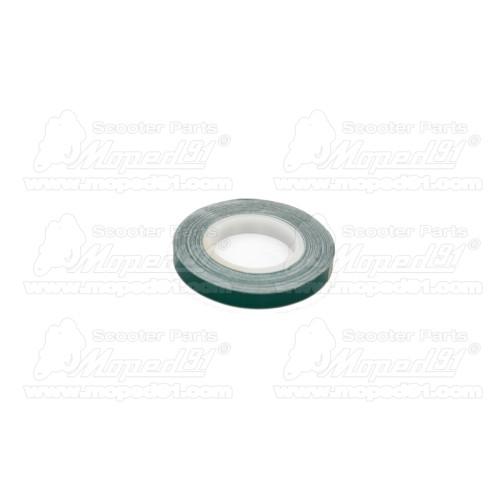 olajleeresztő csavar SIMSON 51 / ROLLER SR50 / SCHWALBE KR51 mágneses (221051) Német Minőség EAST ZONE