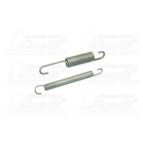 olajbeöntő csavarhoz gumigyűrű 18x2,65 SIMSON S 51 / S 53 / S 70 / S 83 / SCHWALBE KR 51 (090259) Német Minőség EAST ZONE