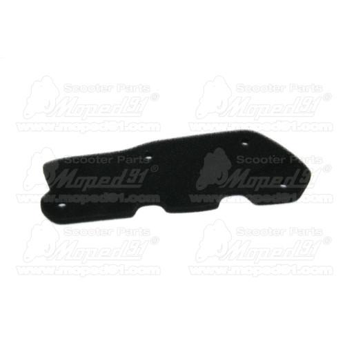 elsősegély felszerelés A típusú, motorkerékpár (eü csomag) UNIVERZÁLIS /6db jódpárnával/