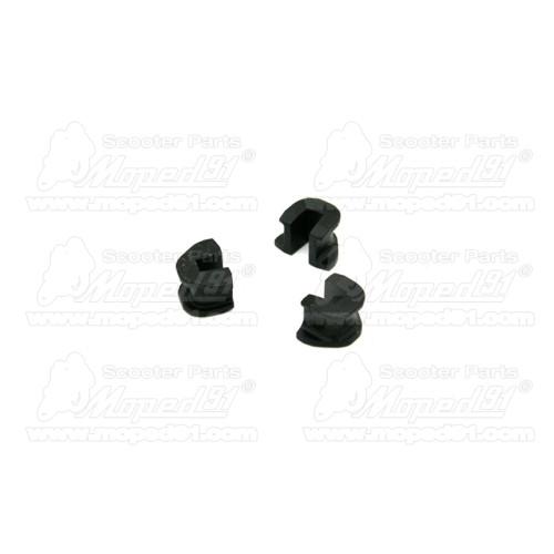 lámpa aljzat hátsó ETZ / SIMSON 3 csavaros (390530) Német Gyári Minőség