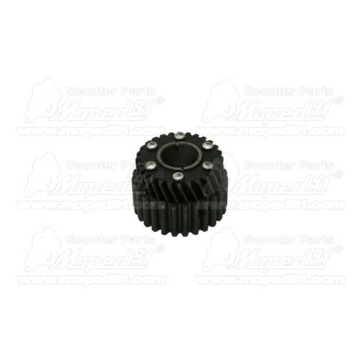 motorállvány távtartó persely SIMSON ROLLER SR50 / ROLLER SR80 9x12x21,8 mm (505190) Német Minőség EAST ZONE