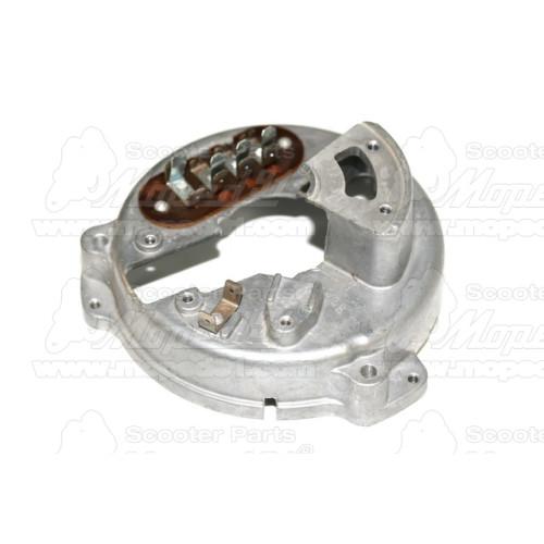 lábfékkar csavar hatlapfejű M8x10 SIMSON 50 / S51 / S53 / S70 / S83 / SCHWALBE KR51 / SPERBER (090047) Német Minőség EAST ZONE