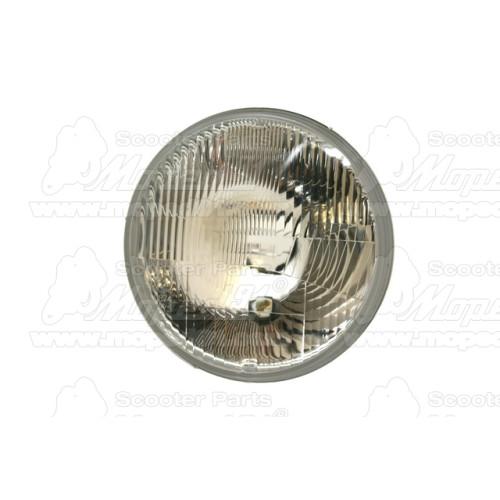 lámpa első csavar hengeres AM5x16 SIMSON (090415) Német Minőség EAST ZONE