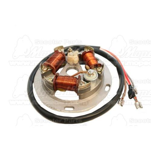berúgókar rugó SIMSON ROLLER SR50 / ROLLER SR80 / SCHIKRA 125 / STAR (227870) Német Minőség EAST ZONE