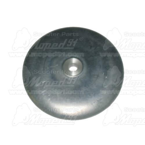 zár kerék SIMSON MOPED SR1 (59-64) / MOPED SR2 (´59) / MOPED SR2 E (´63) (30063) Német Gyári Minőség EAST ZONE