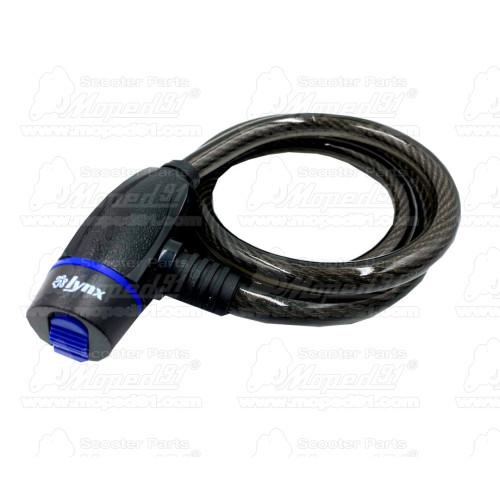 motoros kabát SAHARA. Méret: XXXXXL. 600D cordura anyagból, Kivehető thermo bélés, CE jóváhagyott protektorok, 100% vízálló zseb