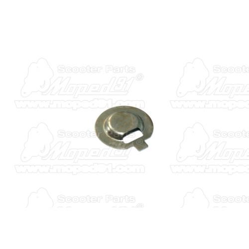 kerékpár dinamó jobbos, 6V/3W fekete műanyag LYNX Német Minőség