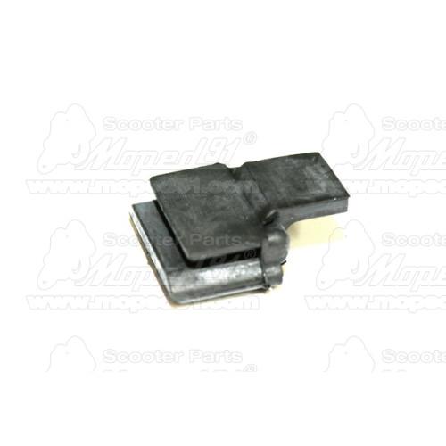 kerékpár nyeregcső 25,4 x 240 mm acél LYNX Német Minőség