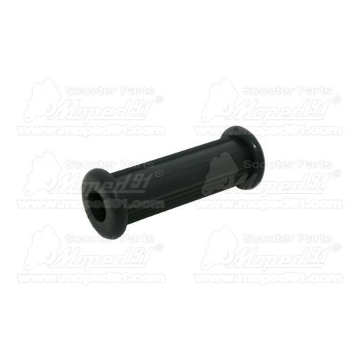 MTB hajtómű krómos, szögletes, 24/34/42 fogszám, hajtókar hossza: 170 mm, LYNX Német Minőség