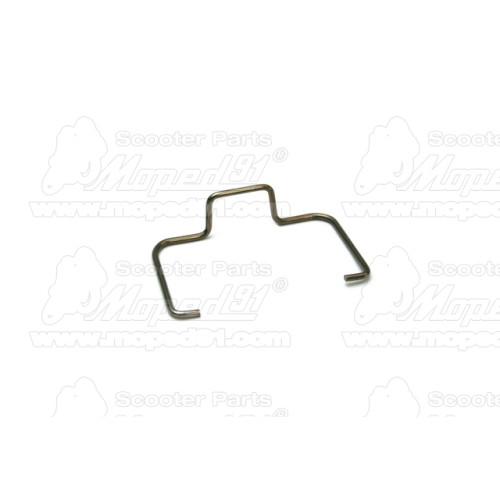 irányjelző búra első ETZ / MZ TS / SIMSON S 50 / S 51 / S 70 / ROLLER SR 50 kerek (390600)