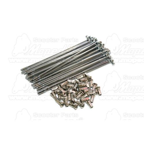 kerékpár átváltó gomb BABETTA 210 (451921010010) EAST ZONE