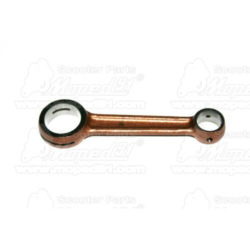 pedál hajtókar szett (hajtókarpedálék) BABETTA 207 / 210 (451922825005 451922825004) EAST ZONE