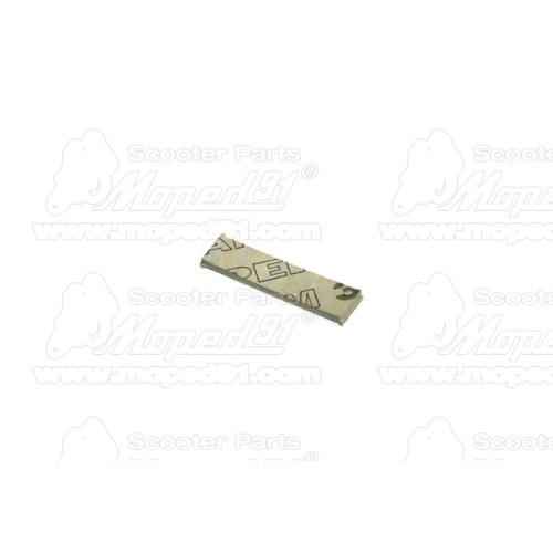 kerékpár szerszám buzogánykulcs 6-15 mm, 10 lyukú LYNX Német minőség