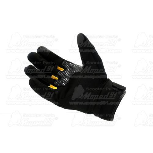 kerékpár sárvédő 26-29 col, hajlékony műanyag,variálható clip-on felfogatással,első-hátsó, fekete MTB Német minőség