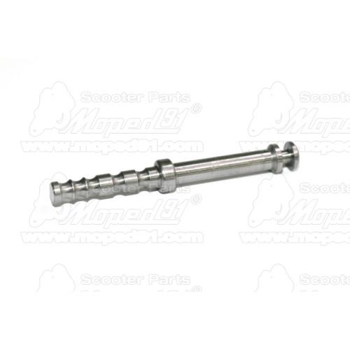gyújtáskábel CBL-592 szilikonos, 1,25mm átmérőjű ónozott réz sodrattal, d: 7/-0.2mm, hossza: 1 méter, fekete (hő:-40°C-230°C)