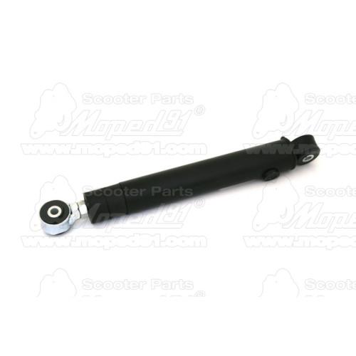 nyereg BABETTA 207 bilincses, Méret: 285x280 mm. súly: 850 gr.