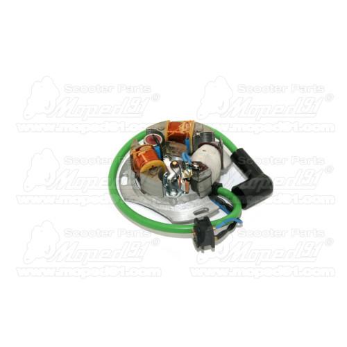 fékpálca szerelt ETZ 125-150-250 / MZ TS 250 / TS 250/1 / ES 175/2 / ES 250/2 / ETS 250 (05-29.041) 465 mm EAST ZONE