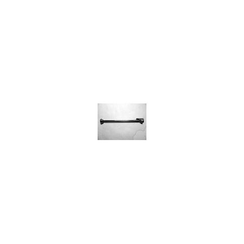kerékpár bowdenvezető kormánnyakra, 1 col, acél, belső átmérő: 25,6 mm, állító csavarral LYNX Német Minőség