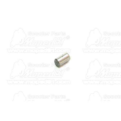 kerékpár O gyűrű bowden belsőre 1,6 mm fekete LYNX Német minőség