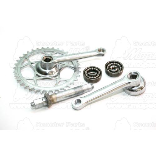 MTB fékbetét -V- imbuszos, hossza: 70 mm párban LYNX Német Minőség