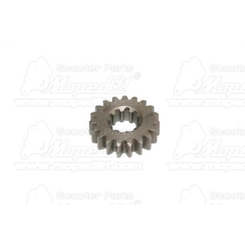 gázbowden SIMSON SCHWALBE KR51 / STAR (253065) 84 cm